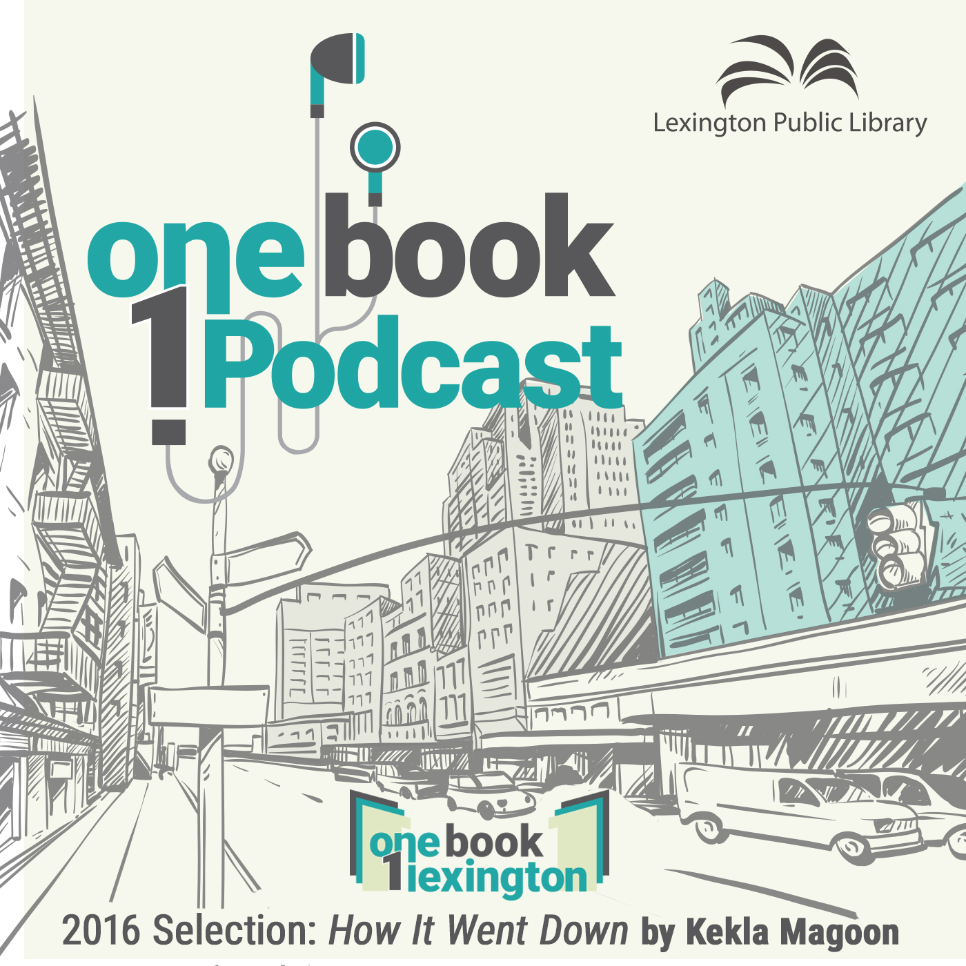 One Book One Podcast: Intro
