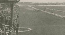 Kentucky Association Track circa 1926