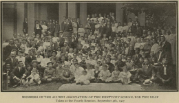 1907 Kentucky Association for the Deaf