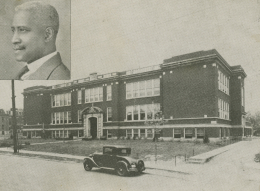 Dunbar High School, Insert Principal William H. Fouse