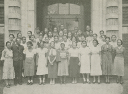 Dunbar High School Class of 1934