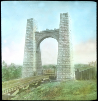 High Bridge (Stone Towers), part of the Elmer L. Foote Collection