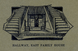 Hallway, East Family House